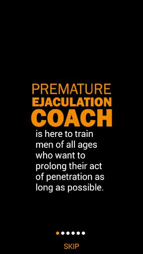 Premature Ejaculation Coach
