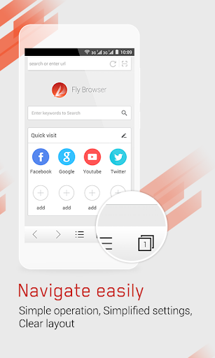 Fly Browser