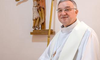 Este es Antonio G. Cantero, nuevo obispo coadjutor
