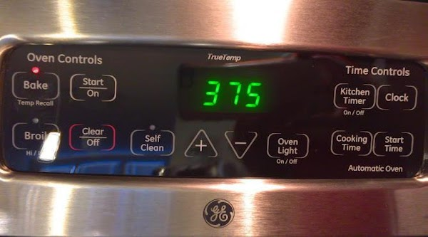Pre-heat oven to 375 °F.
