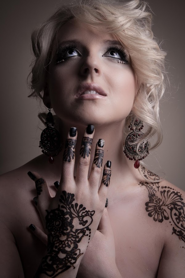 Henna Art by Marc Brian Queyquep - People Body Art/Tattoos