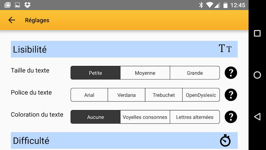 android Exogus CM2 Révision français Screenshot 4