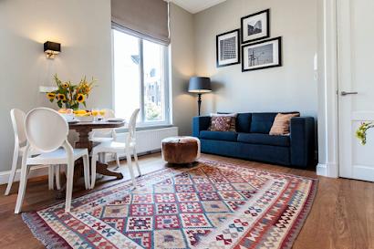 Eerste Constantijn Vondelpark Serviced Apartment