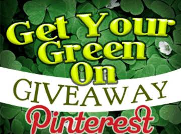 Pinterest Giveaway!