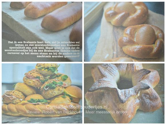 Meer meesterlijk brood Robert van Beckhoven