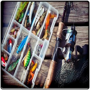 fishing gear - náhled