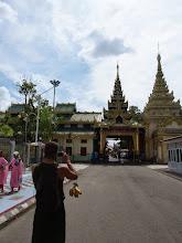 Photo: Mahamuni Temple - entrance