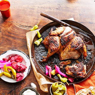 Chargrilled Garlic Chicken (farrouj Meshwi)