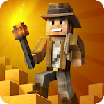 Block room - secret craft game Icon