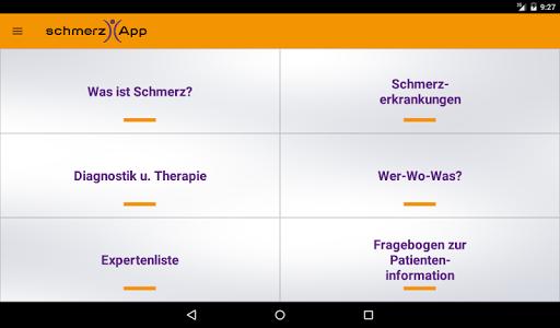 schmerzApp screenshot 9
