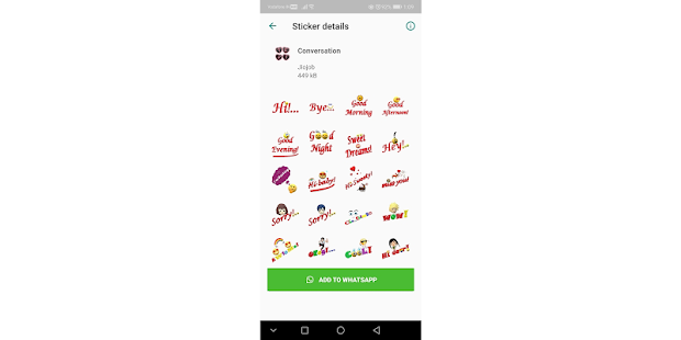 Download Love Stickers For PC Windows and Mac apk screenshot 1