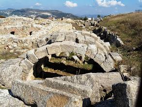 Photo: Byllis, Public Cisterns under the Stadion, 3rd century BC