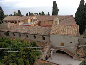 Photo: Convento Sta Caterina, view from the top of street named after Miss Mabel Hill