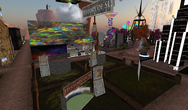 Photo: History Photo Booths, - http://maps.secondlife.com/secondlife/Hoedown/152/139/22