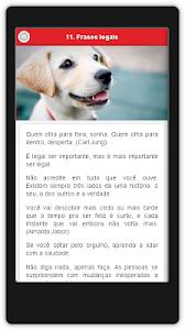 Frases Lindas Em Português screenshot 2