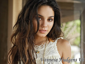 Vannesa Hudgens Sexy Face Wallpaper