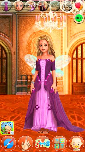 My Little Talking Princess apkpoly screenshots 1