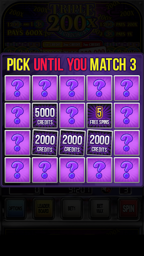 Triple 200x Pay Slot Machines android2mod screenshots 7