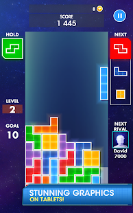 TETRIS- screenshot thumbnail