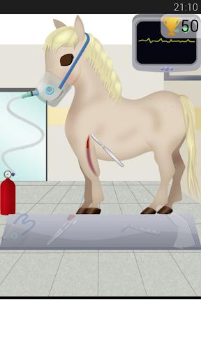 玩休閒App|Horse Surgery Games免費|APP試玩