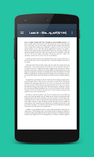 PDF Viewer & Reader - náhled