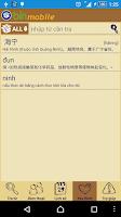 Screenshot of Chinese Vietnamese Dictionary
