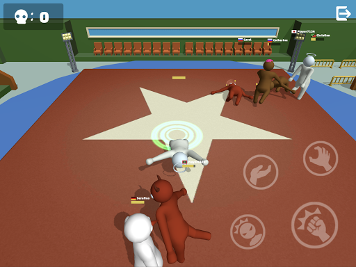 Noodleman.io 2 - Fun Fight Party Games  screenshots 7