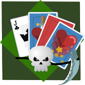 Dead Simple 21 - Card Game
