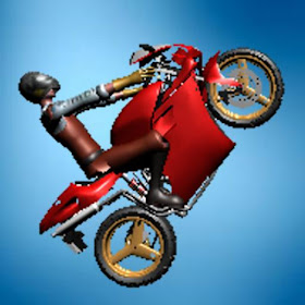Stunt King - Motorbike stunts game