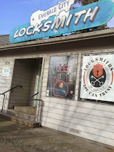 Photo: I love that in my neighborhood there is a locksmith two blocks from my house. Locally owned and it feels like it is a real business.
