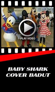 Baby Shark Cover Badut - náhled