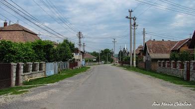 Photo: Mihai Viteazu, comuna in jud. Cluj Str. Reformata (2013.06.10)