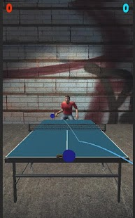 Ping Pong 3d Table- screenshot thumbnail