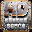 Rain HD Animated Keyboard + Live Wallpaper icon