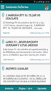 App Cenizate Informa APK for Windows Phone