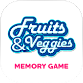Fruits and Veggies Memory Game