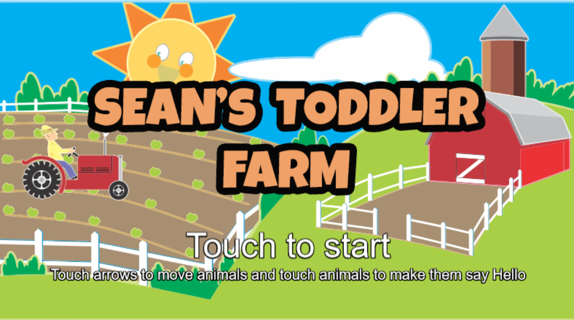 Seans Toddler Farm- screenshot