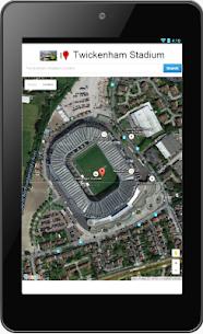 Twickenham Stadium map 2.6x Mod + Data Download 2
