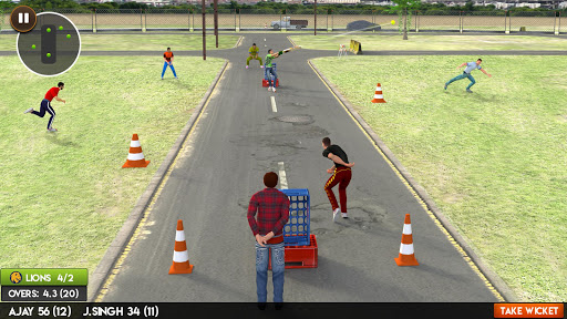 Street Cricket Tournament 2019: Live T20 World Cup 1.9 screenshots 2