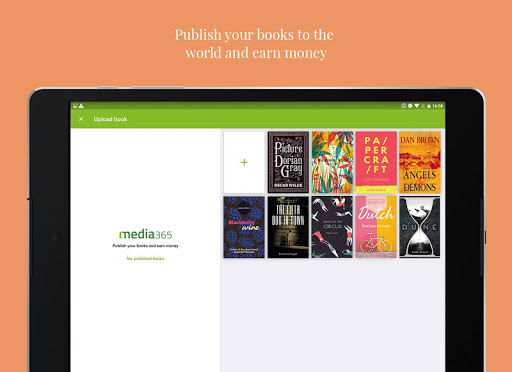 Media365 Book Reader  screenshots 11
