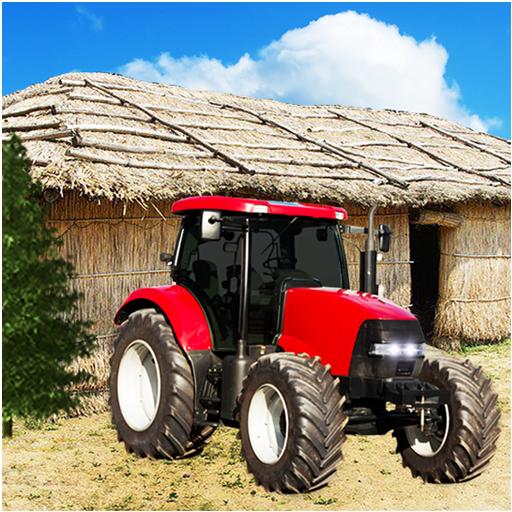 US Harvester Farming Sim Game