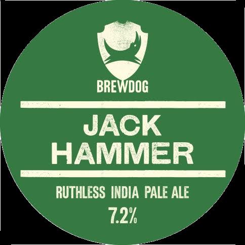 Logo of Brewdog Jack Hammer