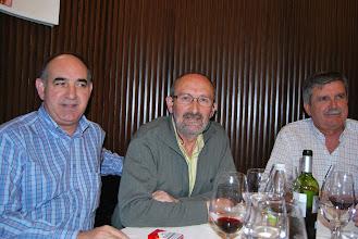 Photo: Fin de semana anterior al Encuentro de la yeguada 61-67. Reunión de trabajo del comité organizador.