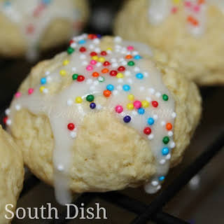 Italian Anise Cookies.