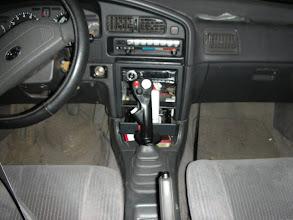 Photo: 1991 Subaru Legacy **COCKPIT**
