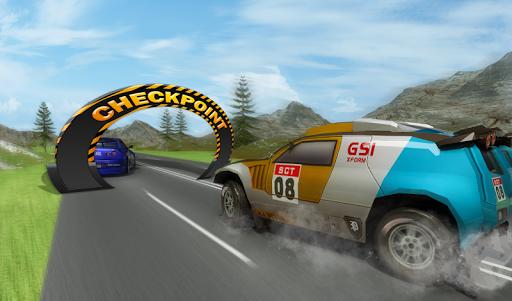 Drift Car Simulator - Checkpoint Racing Games 2018 1.0 screenshots 1