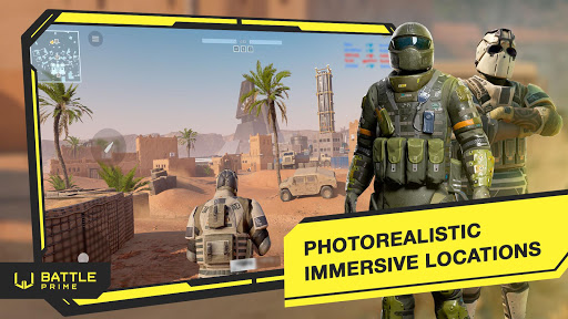 Battle Prime: Online Multiplayer Combat CS Shooter 5.0 Screenshots 3