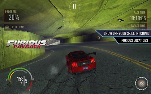 Furious Payback – 2020's new Action Racing Game 5