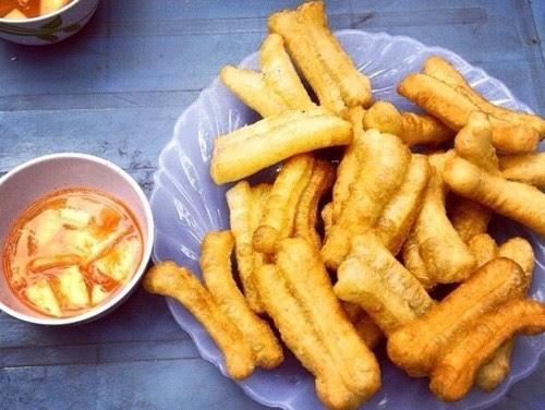 Phố cổ Hà Nội với các món ăn vặt chiều thu 8