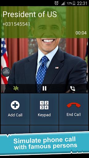 Fake Call 1